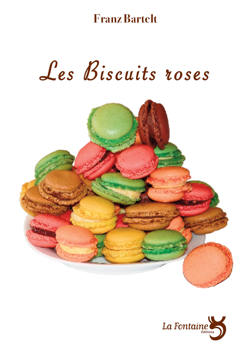 Bartelt - Biscuits roses-Editions-La-Fontaine