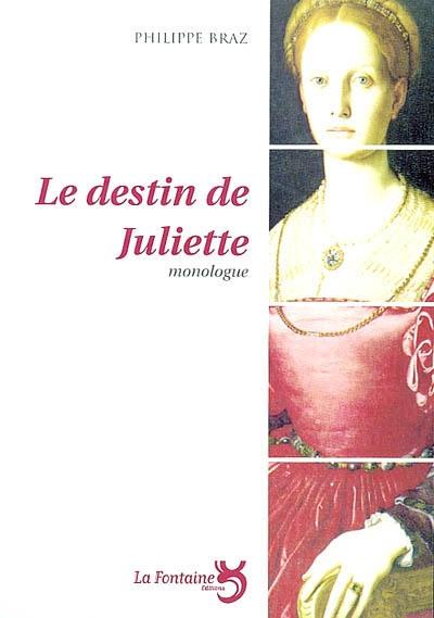 Braz-Le-Destin-de-Juliette-Editions-La Fontaine