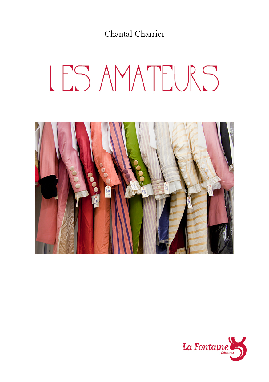 Charrier - Les Amateurs-Editions-La-Fontaine