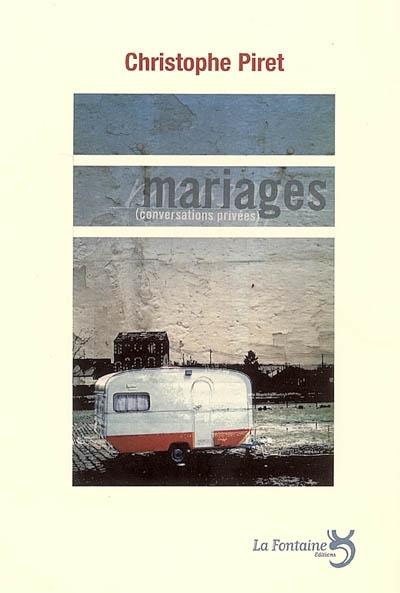 Piret - Mariages-Editions-La-Fontaine