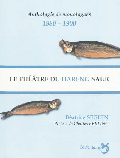 Seguin - Le théatre du hareng saur-Editions-La-Fontaine