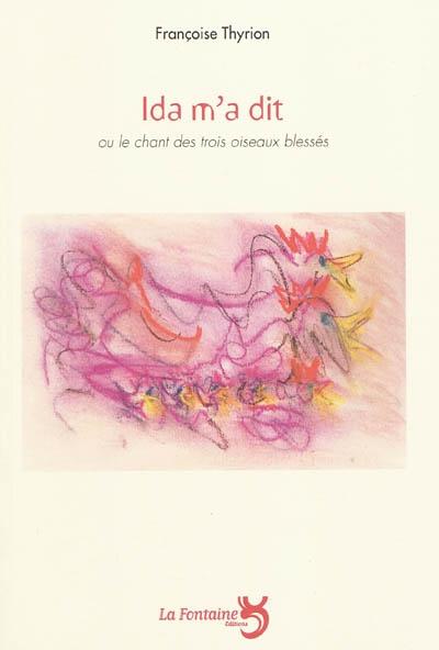 Thyrion - Ida m'a dit-Editions-La-Fontaine