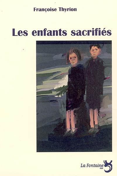 Thyrion - les enfants sacrifiés-Editions-La-Fontaine